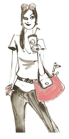 izak zenou illustrations -