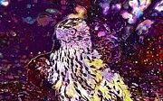 "New artwork for sale! - "" Birds Astor Bathing  by PixBreak Art "" - http://ift.tt/2uAyfWg"