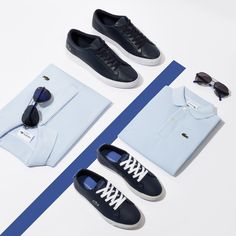 Our very special #Lacoste selection, for your very special dad. #Fathersday