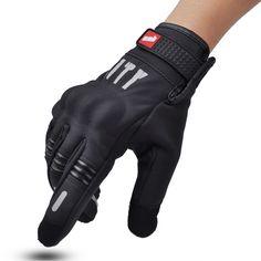 Lo nuevo guantes de moto de carreras de motos moto motocicleta motocross guantes de moto guantes de la pantalla táctil luvas guantes m ~ xxl