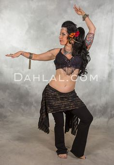 Dahlal Internationale Store - RUFFLE WRAP by Off The Nile, Belly Dance Hip Wrap, shawl/hip wrap - so many cool things to do