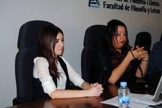 Ponencia de Camelia Saz Oiffa junto a Estel·la Ramírez Martínez (Jornadas culturales ¿Por qué Japón?, 2014)