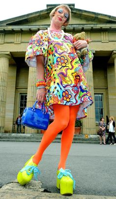 Yorks teddy event May 14 Artist Research Page, Grayson Perry, Beyond Beauty, Style And Grace, Playing Dress Up, The Ordinary, Wearable Art, Men Dress, Dressing