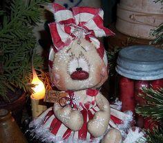 Primitive-Raggedy-Ann-Christmas-Snowman-Frosty-5-Snow-Girl-Doll-Pattis-Ratties