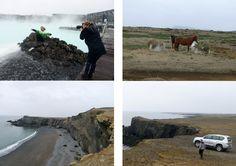 Cailap by Kirsi Nisonen / Paradise of Iceland -hiuskorumallisto / Behind the scenes Iceland, Behind The Scenes, Paradise, Mountains, Nature, Travel, Ice Land, Naturaleza, Viajes