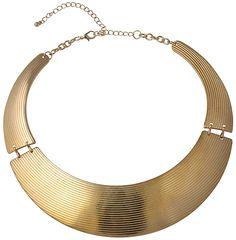 Bijou Brigitte  Kette - Golden Elements
