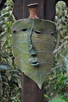 Leslie Hagens - Leaf Mask