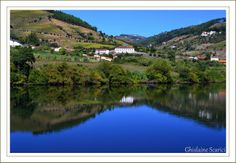 Douro River is born in the province of Soria, on the summits of the Sierra de Urbian, Spain