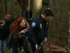Behind The Scenes Of The Twilight Saga Eclipse Clip Of Charlie And Rosalie ❤