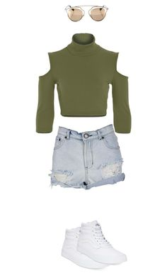 """""""Untitled #63"""" by ditteknight on Polyvore featuring CO, Vans and Christian Dior"""