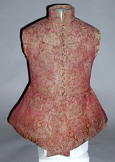 Jacket (Jerkin), early 17th century