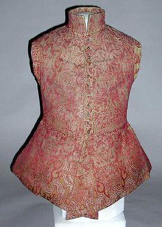 Jacket (Jerkin), early 17th century
