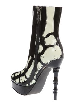 Too Fast X-Ray Boot | Hot Topic