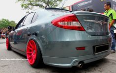Modified Proton Persona Hellaflush  http://www.malaysiamodifiedcars.com/modified-proton-persona-sedan/