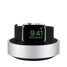 Just Mobile HoverDock Charging Stand for Apple Watch (ST-368) - Retail Packaging -- Read more reviews of the product by visiting the link on the image.