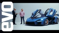 The New McLaren Senna: Under The Skin Of The 789bhp Track Car [evo Unwrapped] #mclaren #mclarensenna #senna #cars #autos #design #motorsports #evo #unwrapped