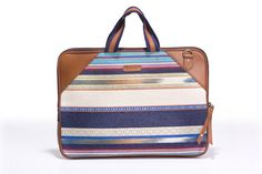 13 and 15 laptop bag for men and women handwoven by Octoberjaipur1