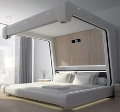 pictures of pod beds | Interactive Pod Bed - Somnus Neu