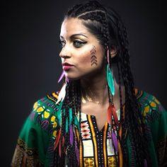 Lilly Singh (iisuperwomanii on YouTube)