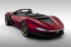 Ferrari x Pininfarina Sergio Concept