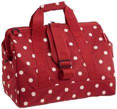 Reisenthel CB0534 Handtasche Allrounder L, ruby dots