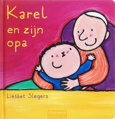 Karel en zijn opa (Boek, 4e dr) door Liesbet Slegers | Literatuurplein.nl