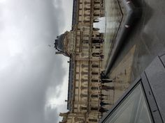Louvre. Not my favorite museum in Paris, but it's still the Louvre.