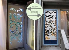diy screen door, diy door, jigsaw door
