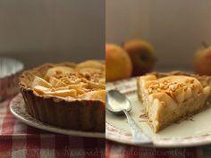 tarte aux pommes et crème de mascaarpone