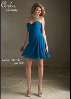 Φόρεμα 204160 νεανικό και ανάλαφρο