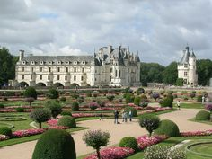 Chateau chenonceau fr - Gardens of the French Renaissance - Wikipedia, the free encyclopedia