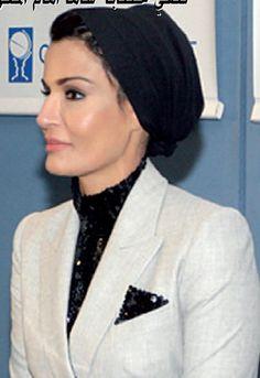 Her Highness Sheikha Mozah