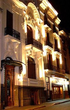 Mansión Dandi Royal Boutique Hotel, Buenos Aires, Argentina Art Nouveau Arquitectura, Bs As, Argentina Travel, Montevideo, Most Beautiful Cities, Hotel Spa, Bolivia, Resort Spa, Lakes