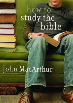 How to Study the Bible by John F MacArthur, http://www.amazon.com/dp/0802453031/ref=cm_sw_r_pi_dp_TkKerb0PQ7RKJ
