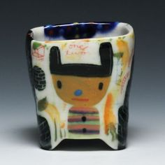 Register today for the ultimate ceramic conference www.natsoulas.com  featuring artist Kevin Snipes  Kevin Snipes Tumbler