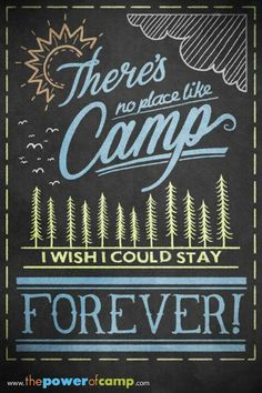 camp is my life