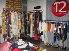 Think Twice - A great secondhand store if your looking for an original affordable wardrobe and the odd costume. At regular times they sell of their old collection for just a few euros, so be sure to check it out!