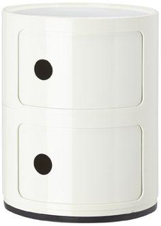 Kartell 496603 Container Componibili weiß Kartell http://www.amazon.de/dp/B004UL4CPE/ref=cm_sw_r_pi_dp_KnBnub14WZTBZ 78 €