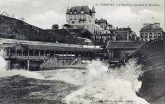 Tempête - Port Vieux