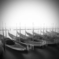 Morning Blur In Venice by Facincani Gaetano on Art Limited