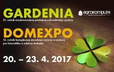 OFYR show nájdete naživo tiež na Gardenia Nitra http://www.agrokomplex.sk/vystavy/gardenia-2017/