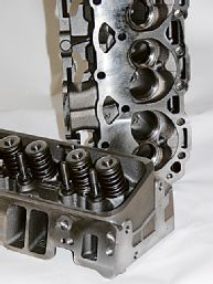 Vortec - The Iron Alternative.  GM Performance's New Vortec Heads Promise Big Flow Numbers For A Modest Investment.