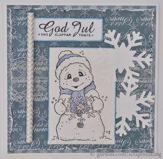 God Jul kort / Christmas card