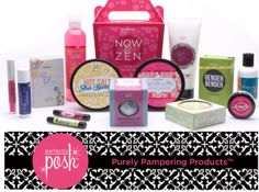 Launched in October 2011, Perfectly Posh offers up a wide variety of beauty and skin care products. Choose from luxurious shea and cocoa butters, indulgent and nourishing oils, vitamins, soaps, body washes, foot scrub bars, lotion, sugar scrubs, bath fizzing detox steaming bombs, massage balms, Vitamin E healer sticks, and much more. All products are paraben, gluten, soy, paraffin, and SLS (sodium laureth sulfate) free. Treat yourself to Perfectly Posh products today!
