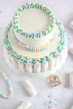 Unicorn Birthday Party Ideas - This Girl's Life Blog | Crafty Crazy Mom Life