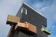 Steven Holl Architects, Thomas Mayer · Knut Hamsun Center