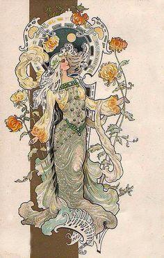 Eva Daniel 1904 by mpt.1607, via Flickr