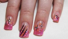 pink-glitter-fun-nail-art.jpg (1024×600)