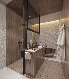 Master Bathrooms, Residential Architecture, Spa, Home And Garden, House, Furniture, Design, Home Decor, Decoration Home