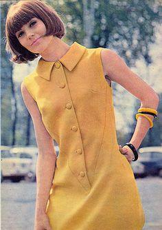 moda - magazine amica - 1965   #TuscanyAgriturismoGiratola